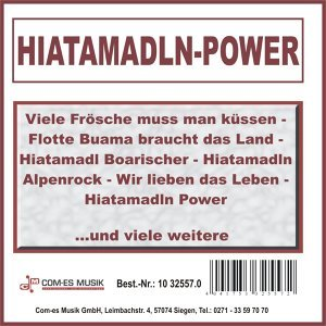 Hiatamadln-Power