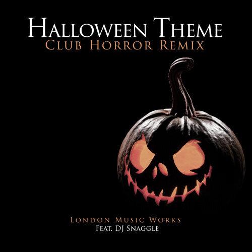 london music works halloween theme club horror remix アルバム