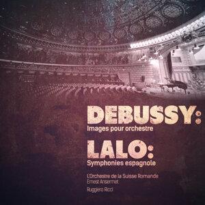 Debussy: Images Pour Orchestre - Lalo: Symphonie Espagnole