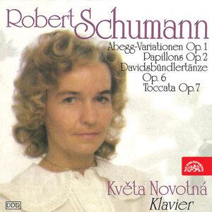 Schumann:  Abegg-Variationen, Papillons, Davidsbündlertänze, Toccata