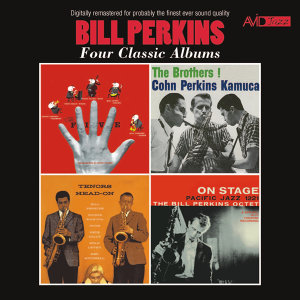 Four Classic Albums (The Five / The Brothers! / Tenors Head-On / On Stage) [Remastered]