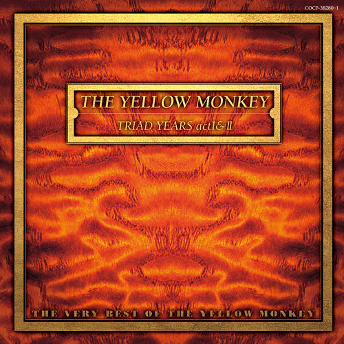 TRIAD YEARS act I & II ~THE VERY BEST OF THE YELLOW MONKEY~ (Remastered)