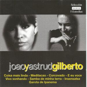 Joao y Astrud Gilberto
