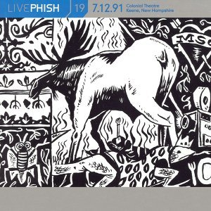 LivePhish, Vol. 19 7/12/91 (Colonial Theatre, Keene, NH)