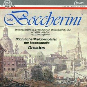 Boccherini: Streichquartette