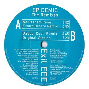 Epidemic (The Remixes) - The Remixes