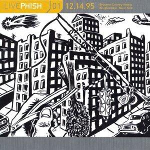 LivePhish, Vol. 1 12/14/95 (Broome County Arena, Binghamton, NY)