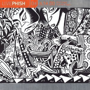 LivePhish, Vol. 4 6/14/00 (Drum Logos, Fukuoka, Japan)