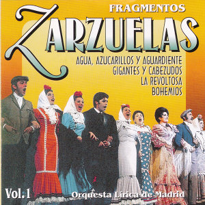 Zarzuelas Vol. 1 Fragmentos