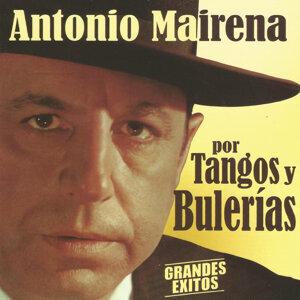 Antonio Mairena por Tangos y Bulerías - Grandes Éxitos