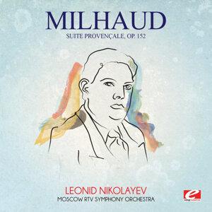 Milhaud: Suite provençale, Op. 152 (Digitally Remastered)