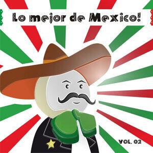Lo Mejor de México, Vol. 2