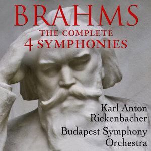 Brahms: The Complete 4 Symphonies