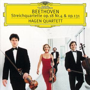 Beethoven: String Quartets No.4 Op.18 & No.14 Op.131