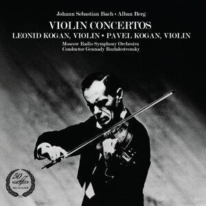Bach & Berg: Violin Concertos