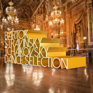 Bartok, Stravinsky, Tchaikovsky: Dance Selection
