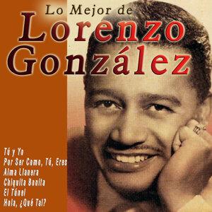 Lo Mejor de Lorenzo González