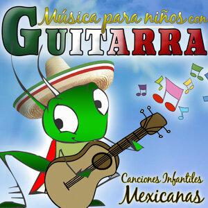 Canciones Infantiles Mexicanas. Relax para Niños Con Guitarra