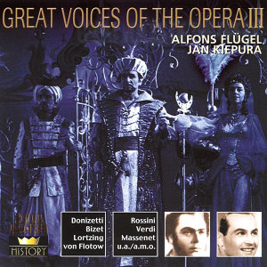 Great Voices Of The Opera Vol. 4