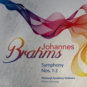 Johannes Brahms: Symphony Nos. 1-3