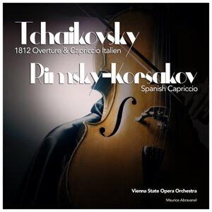 Tchaikovsky: 1812 Overture & Capriccio Italien - Rimsky-Korsakov: Spanish Capriccio