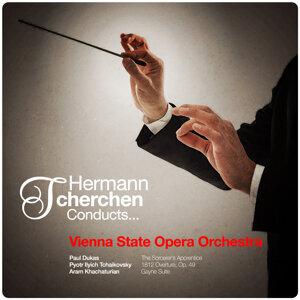 Hermann Scherchen Conducts... Vienna State Opera Orchestra
