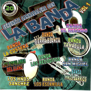 Serenata Carnabalera Con la Banda, Vol. 1