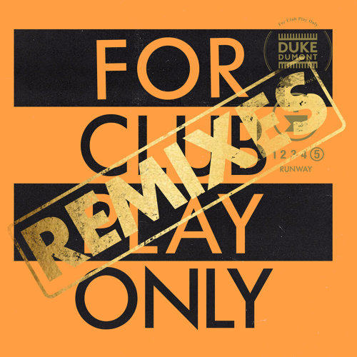 Runway - For Club Play Only, Pt. 5 / Remixes