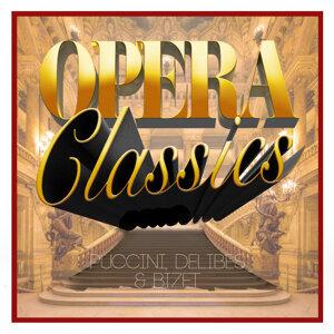 Opera Classics - Puccini, Delibes & Bizet