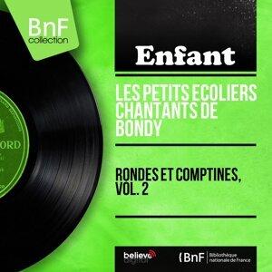 Rondes et comptines, vol. 2 - Mono Version