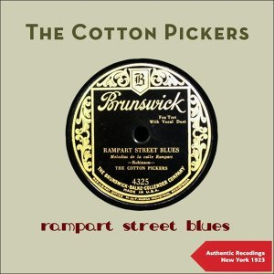 Rampart Street Blues - Authentic Recordings 1923
