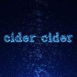 cider cider