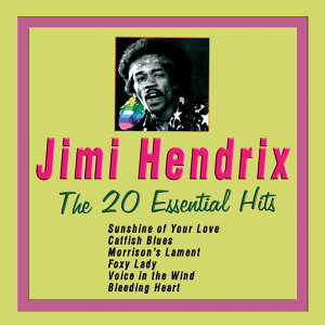 Jimi Hendrix: The 20 Essentials Hit's