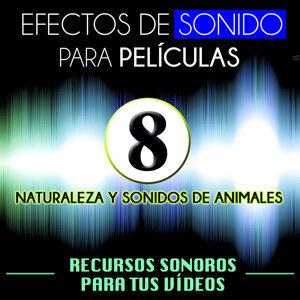 Efectos de Sonido para Películas. Recursos Sonoros para Tus Videos Vol. 8. Naturaleza y Sonidos de Animales