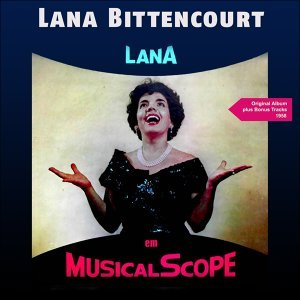 Lana em Musicalscope - Original Album Plus Bonus Tracks 1958