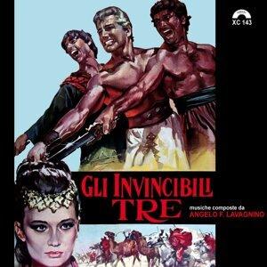 Gli invincibili tre - Colonna sonora del film
