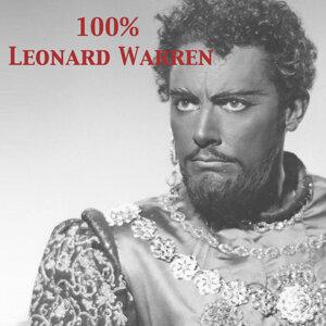 100% Leonard Warren