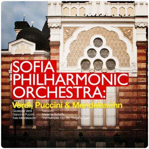 Sofia Philharmonic Orchestra: Verdi, Puccini & Mendelssohn