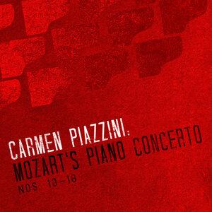 Carmen Piazzini: Mozart's Piano Concertos Nos. 10-16