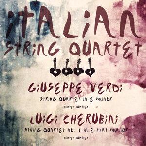 Giuseppe Verdi & Luigi Cherubini: Italian String Quartet