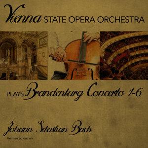 Vienna State Opera Orchestra: Brandenburg Concerto Nos. 1-6