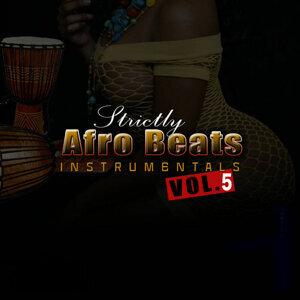 Afro Beats Instrumentals, Vol. 5