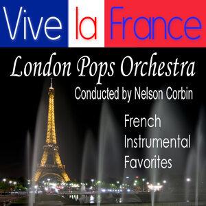 Vive La France - French Instrumental Favorites