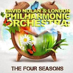 David Nolan & London Philharmonic Orchestra: The Four Seasons