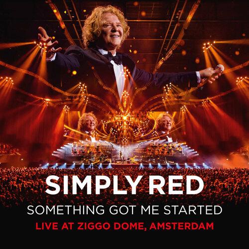 Something Got Me Started - Live at Ziggo Dome, Amsterdam
