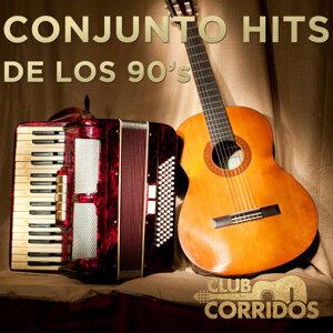 Conjunto Hits de los 90's Presentado por Club Corridos