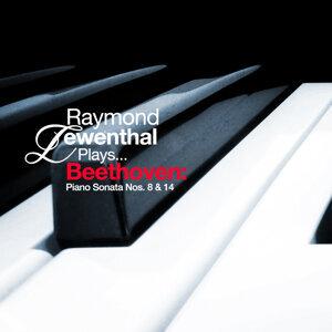Raymond Lewenthal Plays... Beethoven: Piano Sonata Nos. 8 & 14
