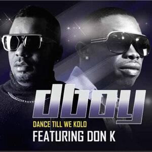 Dance Till We Kolo (feat. Don K)
