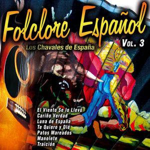 Folclore Español Vol. 3