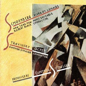 Schoenberg: Pierrot Lunaire / Stravinsky: Octet
